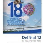 18° Congreso Internacional del Colegio Nacional de Bacteriología