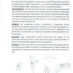 Acta Complementaria. SMU julio 2018