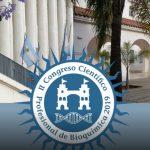 """II Congreso Científico Profesional de Bioquímica 2019: """"Un punto de encuentro y proyección"""""""