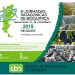 III Jornadas Patagónicas de Bioquímica