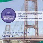 5to Congreso Bioquímico del Litoral