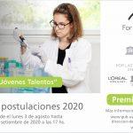 Premio L'oréal Unesco, por las mujeres en la ciencia