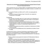 Nota resolución Asamblea Extraordinaria Setiembre-2020