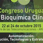X Congreso Uruguayo de Bioquímica Clínica