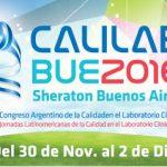 IX Congreso Argentino de la Calidad en el Laboratorio Clínico – CALILAB 2016