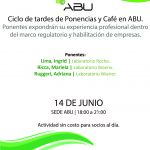 Ciclo de tardes de Ponencias y Café en ABU