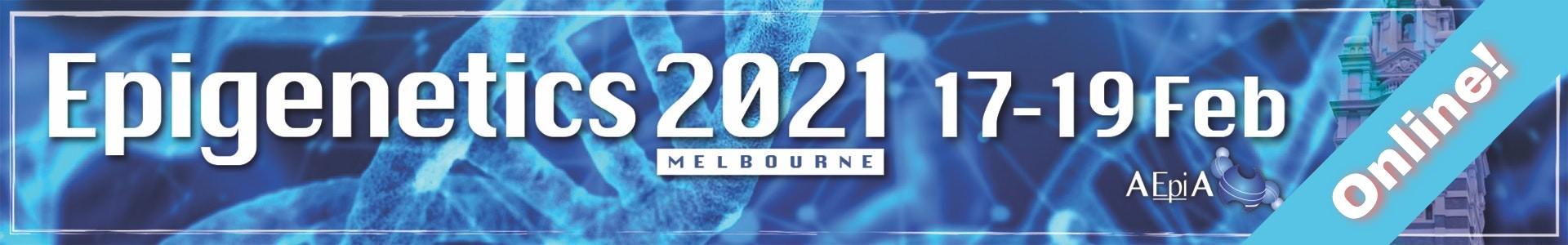 Conferencia Epigenetics 2021