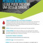 CURSO ONLINE: PESQUISA NEONATAL: LO QUE PUEDE PREVENIR UNA GOTA DE SANGRE